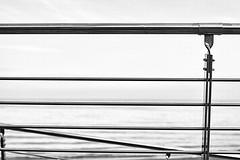 Una ringhiera - A Railing (LuigiTanese) Tags: blackandwhite monochrome mono blackwhite minimalism minimalismo