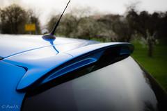 Opel Adam (xX-SchanzeR-Xx) Tags: blue adam opel spoiler arden