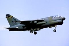 A-7D Pennsylvania (Rob Schleiffert) Tags: corsair usaf a7 riat vought airtattoo ltv greenhamcommon iat corsairii pennsylvaniaang