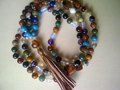 10398565_1620676098248763_8223168219679602806_n (innerjewelz@rogers.com) Tags: handmade traditional jewelry jewellery meditation custom mala 108 mantra intention knotted japamala innerjewelz