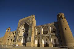 _LK_3913_1 (Lucille Kanzawa) Tags: arquitetura architecture madrasah centralasia bukhara madrassa siacentral abdullazizkhanmadrasah