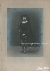 LAFFITTE, Lon, Faust, Monnaie, Brussels, 1905-1906 (Operabilia) Tags: claudepascalperna goldenage opera lonlaffitte tenor faust gounod monnaie brussels autograph autographe