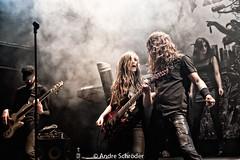 Mayan @ Dynamo , Endhoven (andre schrder) Tags: music holland netherlands rock metal concert nikon live stage gig fullframe fx dynamo tamron2875 einhoven gigphotography niksoftware d700 markjansen nikond700 adobephotoshopcs5 andreschrder merelbechtold concertswithnikond700 ragherrie mayanlive