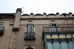 Nou Continental (magic penguin ^^) Tags: building window facade restaurant edificio continental catalonia girona catalunya fachada figueres nou catalua gerona rambla edifici faana