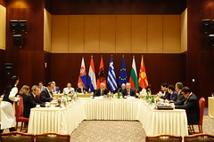 , , ,      (Hyatt Regency, , 21-22.04.2016) ( ) Tags: thessaloniki europeanunion    kotzias  mfaofgreece  quadrilateralmeeting  greecealbaniabulgariafyrom