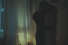 (laura makabresku) Tags: laura love night evening hug kiss couple mood lovers delicate makabresku