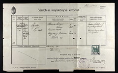 33162_620303988_0182-00374 (mkvirg) Tags: hungary passport immigration ellisisland magyarorszg emigration hungarians hungarycivilregistration llamianyaknyvek kereszteltekanyaknyve magyartlevl hzasultakanyaknyve