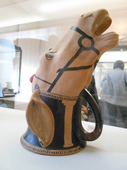 rython, mulo, Museo Archeologico Nazionale, Ferrara (Pivari.com) Tags: ferrara mulo museoarcheologiconazionale rython