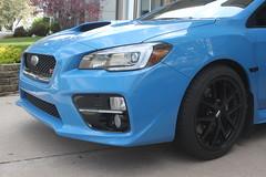 IMG_1063 (86Reverend) Tags: blue 2000 garage 25 subaru hyper 16 impreza wrx sti rs coupe 00 25rs 2016 serieshyperblue