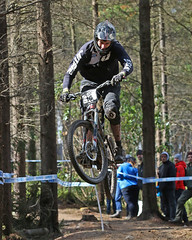 02 MTB SCDH 16 Apr 2016 (33) (Kate Mate 111) Tags: uk mountain bike forest cycling crash sheffield yorkshire steve competition racing downhill peat riding mtb mountainbiking grenoside