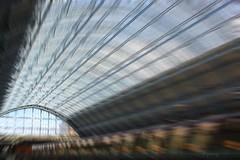 St Pancras International (Pat's_photos) Tags: london station train stpancras hss