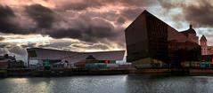 Liverpool (Fjmc65) Tags: inglaterra england panorama liverpool dynamic pentax museo hdr panormica cokin