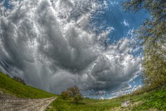 CloudHDR (Tony Tooth) Tags: sky cloud squall landscape nikon buckinghamshire stormy fisheye 8mm brill bucks hdr cloudscape samyang d7100 mantiuk