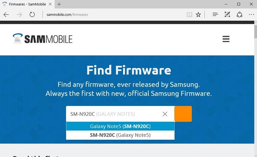 ធ្វើយ៉ាងម៉េចទើបដឹងថាទូរស័ព្ទ Samsung របស់អ្នក អាចអាប់ដេត Software បាននៅពេលណា?