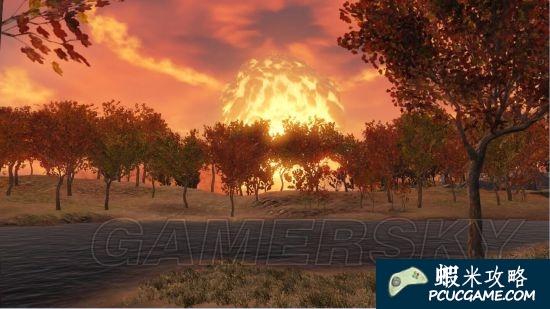 異塵餘生4 核爆炸之前的世界探索之旅