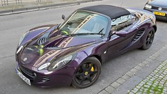 Lust for life (iBSSR who loves comments on his images) Tags: store purple very lotus elise aachen department extensive lustforlife aubergrine