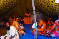 DSC06389 (2) (kkfp) Tags: india color yoga fruit naked fire photography vishnu streetphotography covered sacred yogi ash maharashtra shiva sept baba sadhu saffron ashram naga mela offerings nashik 2015 kumbhmela mahakumbh