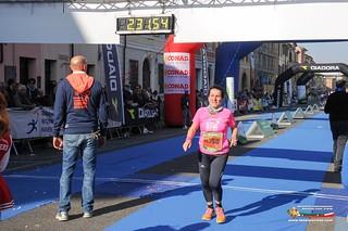 """""""Questa è la mia prima mezza maratona...sto piangendo. Mi è sembrato di volare!"""" - Cristina Mazza -"""