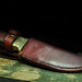 The drop point hunting knife No. 4