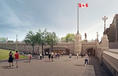 Visitor Welcome Centre, Phase 1 (PWGSCanada) Tags: parliamenthill