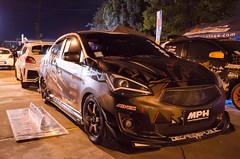 _DSC3371 (kramykramy) Tags: g4 mirage greenfield mph mitsubishi compact hatchback carshows subcompact 6thgen 3a92 miragepilipinas kenyos kenyoscrew