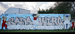 Sara & Wiro DxOFP LM+21_P2253 (mich53 - Thanks for 2500000 Views!) Tags: streetart france art graffiti sara ledefrance paintings graff wiro 2016 manteslaville tlmtre superelmarm21mmf34asph leicamtype240 graphicalexploration