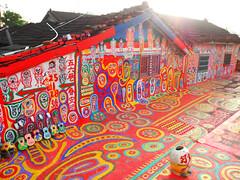 P10405254 (mina_371001) Tags: taiwan    solotraveler rainbowvillage amazingworld lovetaiwan photographywork olympusomdem10