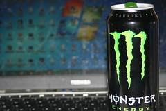 Monster energy (Kgarth photography) Tags: monster canon rebel xt energy eos350d monsterenergy
