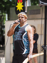 Invasion Day march and rally 2016-1260010.jpg (Leo in Canberra) Tags: march rally protest australia canberra australiaday act indigenous invasionday garemaplace 26january2016 aboriginalandtorresstraightislanders lestweforgetthefrontierwars endtheusalliance closepinegap