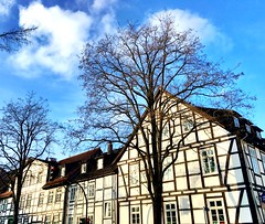 Half-timbered (Camweazle) Tags: house architecture timbered detmold