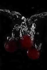FruitSplash15 (manjalu) Tags: orange olive grapes splash grape