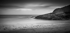 Strange Feeling (Renand Baur) Tags: longexposure sea mer landscape paysage morbihan poselongue bretage
