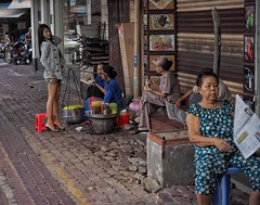 Ho Chi Minh through my lens (-Faisal Aljunied - !!) Tags: faisalaljunied hochiminh hcmc saigon vietnam vietnamese streetphotography streetlife streetvendor streetfood olympusomdem1 asian vietnamesegirls