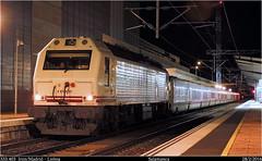 Nuevas inquilinas en Salamanca (Trenes2000) Tags: tren trenes hotel salamanca larga distancia renfe talgo viajeros pasajeros 334 3334 trenhotel 333403
