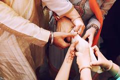 Joota Chupai (SagarDani) Tags: wedding india candid culture maharashtra tradition pune indianwedding candidweddingphotography jootachupai