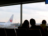 departure (matsugoro) Tags: people backlight digital pen 50mm tokyo airport olympus backlit departure zuiko haneda epl2