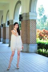 Emily2040 (Mike (JPG直出~ 這就是我的忍道XD)) Tags: beauty emily model 外拍 d300 2011 台灣大學