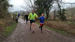20160213_091940 (AnthonyLester229) Tags: cold wet grey woods running tonbridge parkrun event115 tailrunning 13february2016