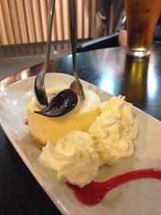 Raspberry Cheesecake (Vanessa Pike-Russell) Tags: dessert cheesecake raspberry
