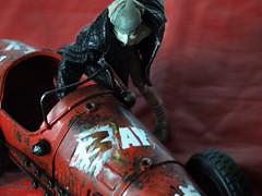 Pimpin my ride (eviexm) Tags: red tintoy racingcar ashleywood toyphotography threea tomorrowking apinterheavy