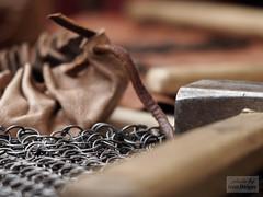 Chain Mail (idlhero) Tags: festival traditional armor minoltamd50mmf17 olympusepl3