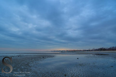 Low tide at Walnut Beach (Singing With Light) Tags: sunset fall reflections photography cool 1212 downtown december sony ct batman milford walnutbeach mirrorless sonykitlens sony16mm28 bahbahra singingwithlight singingwithlightphotography sonya6000 sony24240 lightjj 22nd12th