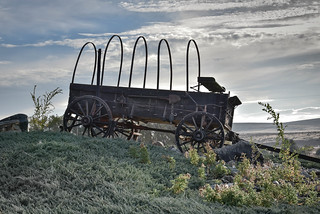 Transportation of the Old West - explored
