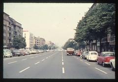 (Kaopai) Tags: auto west color berlin car vintage dia 1966 architektur farbe farbig westberlin historisch westen pkw farbfoto farbdia