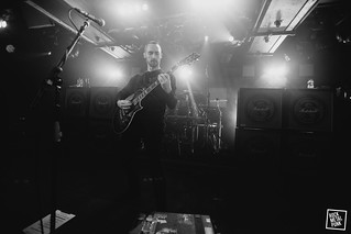 12-03-16 // Sylosis @ The Waterfront Norwich // Shot by Charlie Wallis