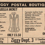 Ziggy Postal Boutique - 1972 thumbnail