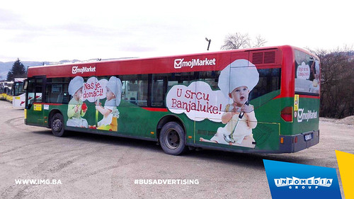 Info Media Group - MojMarket, BUS Outdoor Advertising, Banja Luka 01-2016 (2)