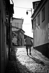 Ferragudo street @ Algarve