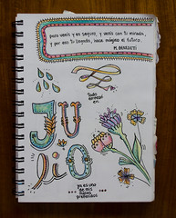 Julio (pau.minotto) Tags: july sketchbook polychrome benedetti