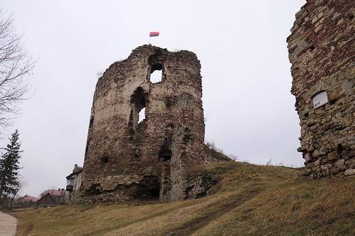 Buchach Castle Ukraine